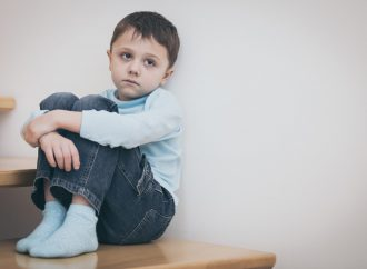 Coraz młodsze dzieci mają objawy depresji